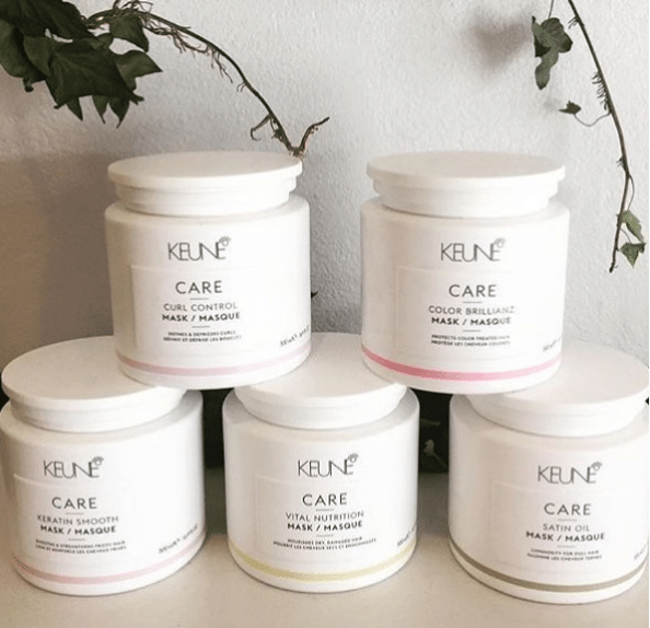 CFH Care For Hair Keune Care haarmaskers