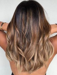 CFH Care For Hair haartrends lente 2018 Balayage