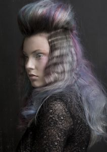 CFH Care For Hair Schwarzkopf Hair Color Technician of the Year Fotografie: Hans de Vries Styling: Miquel Mohamedjar Visagie: Carlijn Beukers