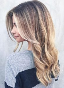 CFH Care For Hair Haartrends lente 2018 Bronde