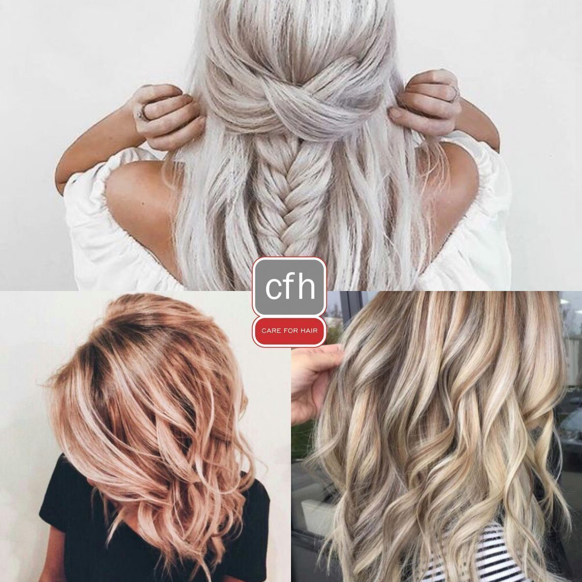 CFH Care For Hair Blog Bond, blonder, blondst