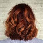 CFH Care For Hair Autumn Color Burnt Orange